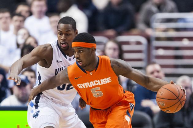 Syracuse Basketball: Orange Shocked in OT by Villanova 75-71