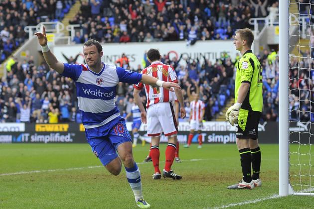 Reading V Sheff Utd: 26th Jan 2013