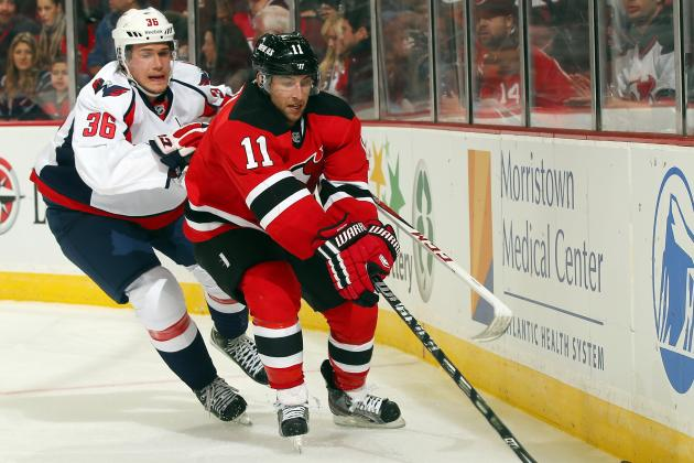 Stephen Gionta Keeps on Scrapping, Scoring for New Jersey Devils