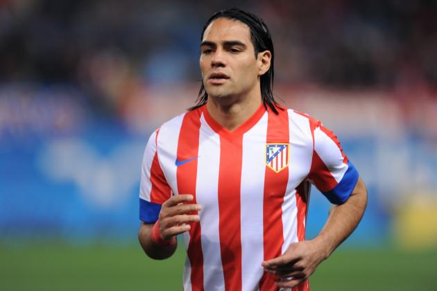 Chelsea Transfer News: Falcao's Lack of Interest in Blues Is Bad News for Club