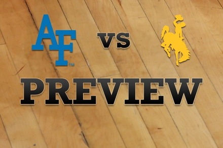 Air Force vs. Wyoming: Full Game Preview