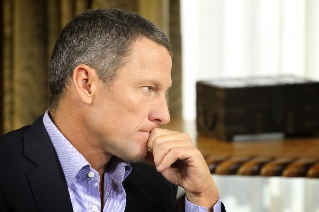 Lance Armstrong Reportedly Lied to Oprah During Tell-All Interview