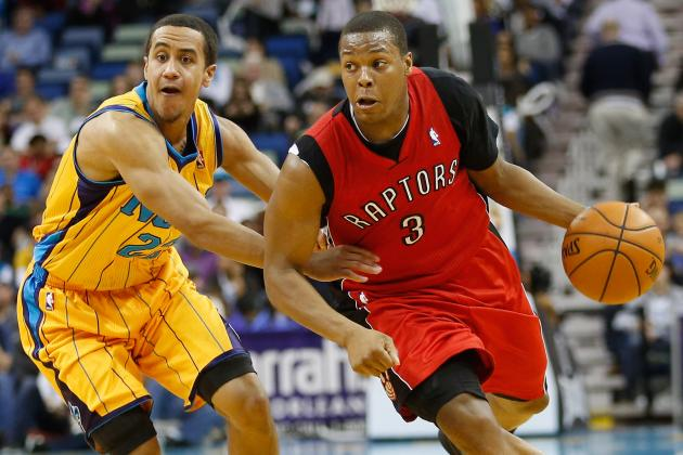 Raptors Reportedly Making Kyle Lowry Available