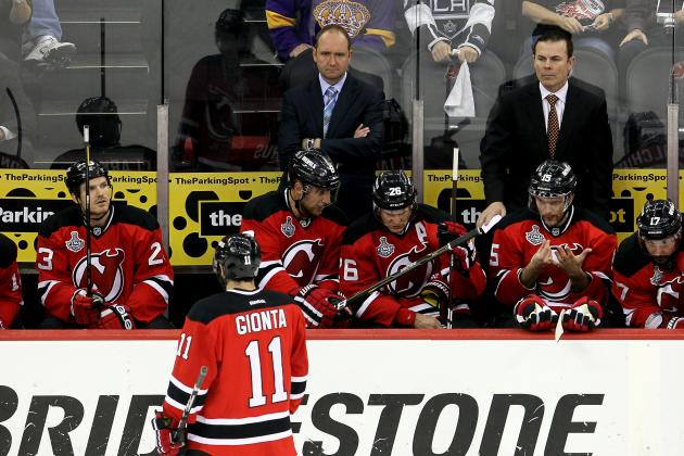 New Jersey Devils Continue to Win Despite Mediocre Moments