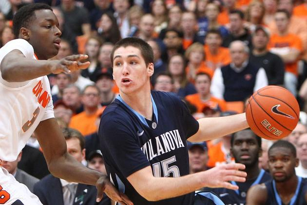 Nova Stuns No. 3 Cuse in OT from Long Range