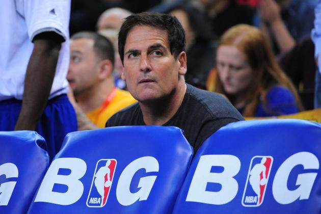Mark Cuban Wants All-Star Game in Dallas Again, but Not at Cowboys Stadium