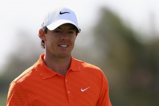 Breaking Down Rory McIlroy's Olympic Problem