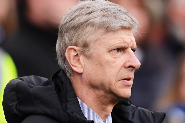 Wenger Admits to Selection Gamble
