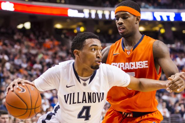 Villanova Upsets No. 3 Syracuse, 75-71 in Overtime