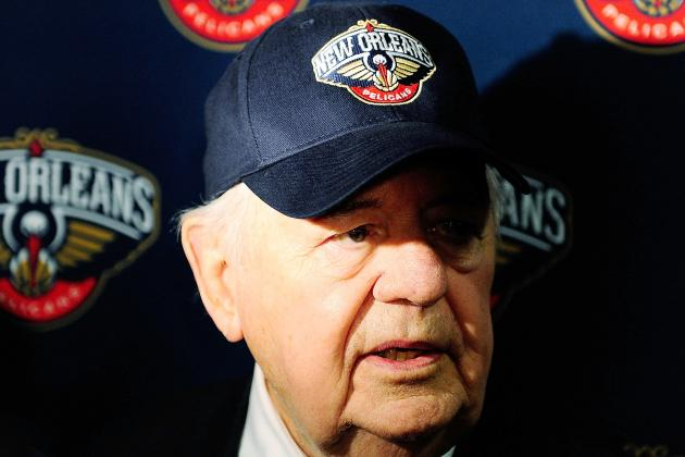 With Super Bowl 2013 Approaching, Tom Benson Remains in the Spotlight