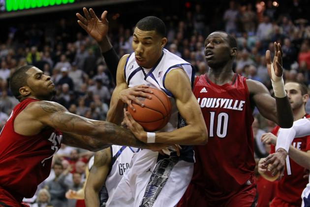 Georgetown Beats Louisville in Game That Was 24 Seconds Longer Than Regulation