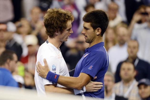 Novak and Andy: The Rivalry