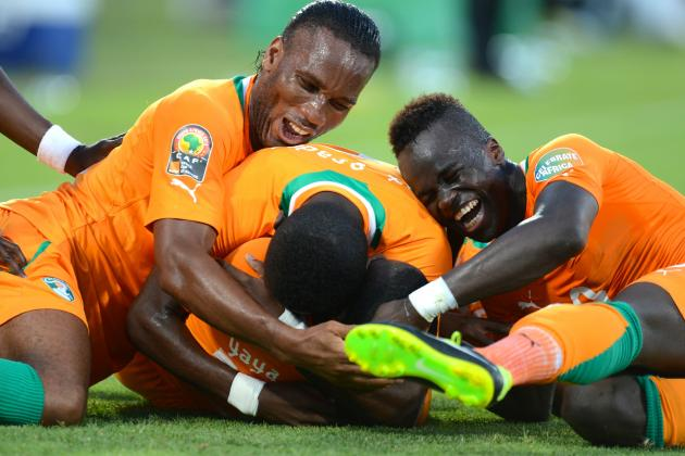 Africa Cup of Nations 2013: Day 8 Scores and Results Summary