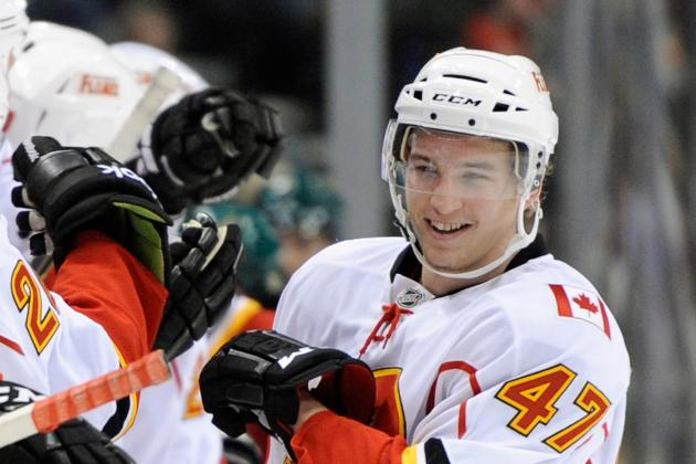 Sven Baertschi Will Suit Up for Tonight's Game