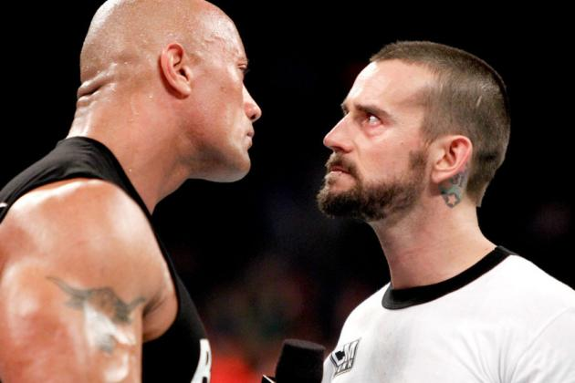 WWE Champ CM Punk Talks UFC 158, Says Rampage Jackson Will Lose at UFC on Fox 6