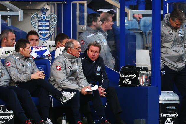 Redknapp Blasts QPR's Big-Name Failures for Abysmal Display vs. MK Dons