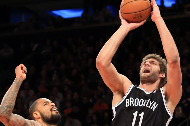 Brooklyn Nets vs. Houston Rockets: Live Score, Results and Game Highlights