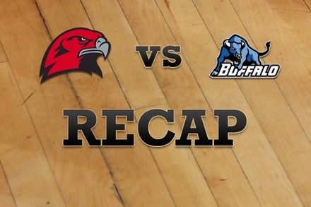 Miami (OH) vs. Buffalo: Recap and Stats