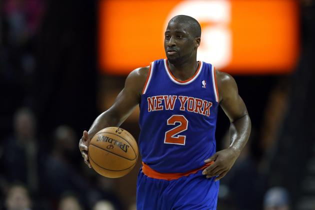 Knicks News: Return of Raymond Felton Is Trouble for Rest of Eastern Conference
