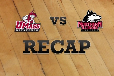 Massachusetts vs. Northern Illinois: Recap and Stats