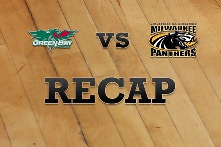 Green Bay vs. Milwaukee: Recap and Stats