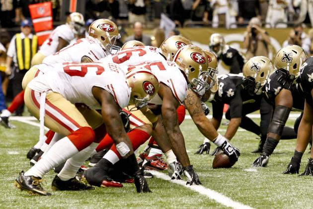Kaepernick Benefits from Ironman Offensive Line