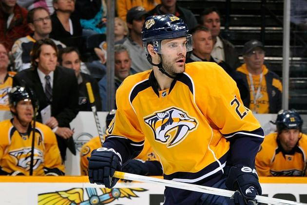 Gaustad to Return Tonight