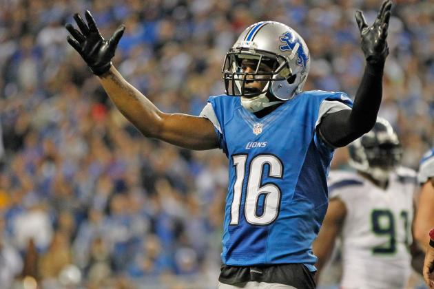 Titus Young: WR's Toxic Relationship with Detroit Lions Could Derail NFL Career