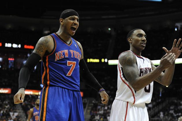 Atlanta Hawks vs. New York Knicks: Preview, Analysis and Predictions