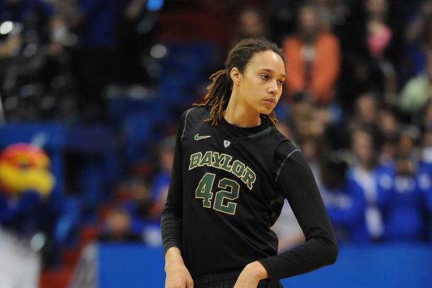 Baylor's Brittney Griner Breaks NCAA Women's Career Blocks
