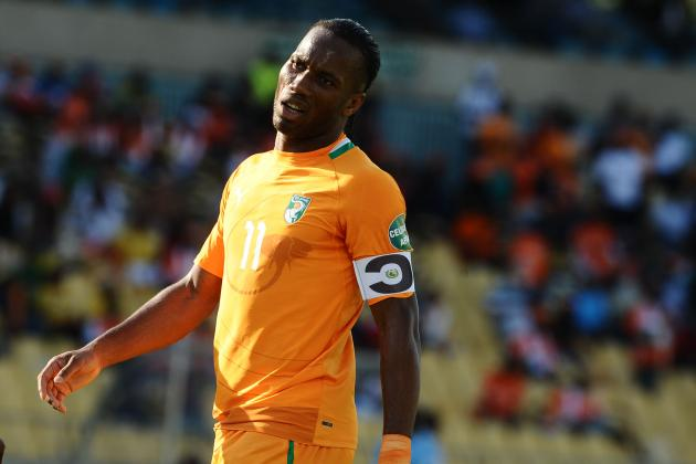 Didier Drogba: Saturday Benching Was Blessing in Disguise for Ivory Coast