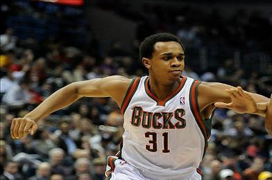 John Henson: An Enthusiastic, Shoulder Bumping Teammate