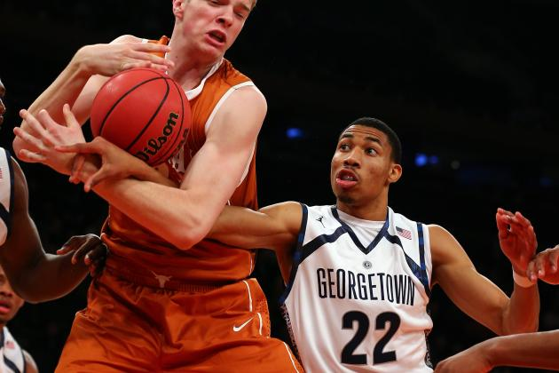 Georgetown Basketball: Hoyas Will Make a Big Run After Giant Upset of Louisville