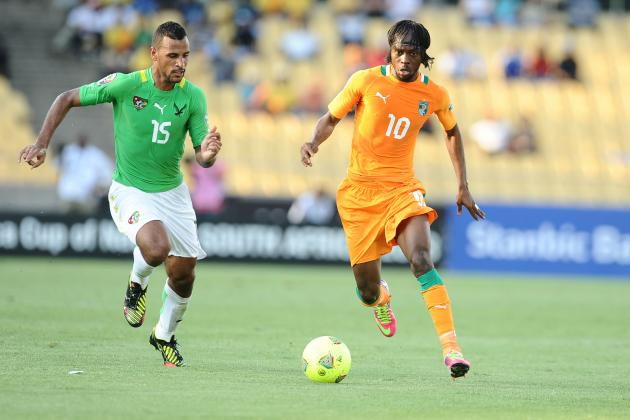 Gervinho's Recent Form Solidifies Ivory Coast as Africa Cup of Nations Contender
