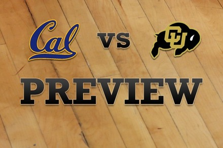 California vs. Colorado: Full Game Preview