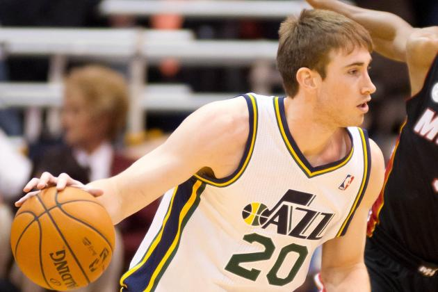 Gordon Hayward Has All-Star Aspirations