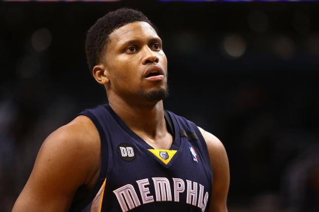 NBA Trade Rumors: Why Wizards Should Make Strong Push for Rudy Gay