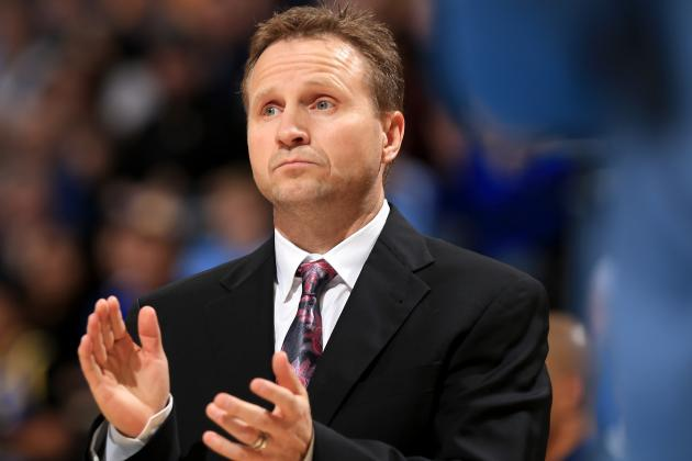 Thunder's Scott Brooks Won't Repeat as All-Star Coach