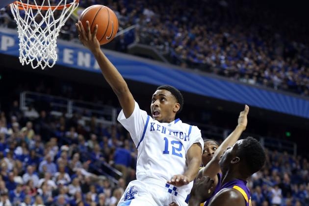 Kentucky Survives LSU Comeback to Prevail in SEC Thriller