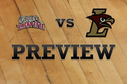 Lafayette vs. Lehigh: Full Game Preview