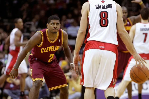 NBA Gamecast: Cavaliers vs. Raptors