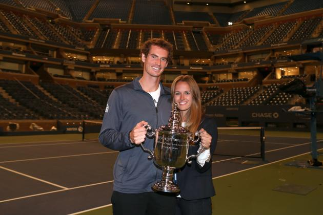 Kim Sears: Andy Murray Winning off the Court as Much as on It
