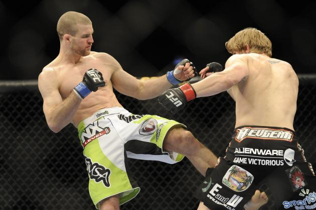 UFC on Fox 6 Results: What We Learned from Mike Stumpf vs. Pascal Krauss