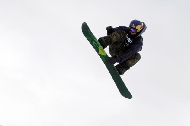 Mark McMorris Produces Sick Victory Lap at X Games Aspen 2013