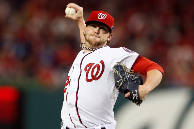 Storen, Clippard try to move on