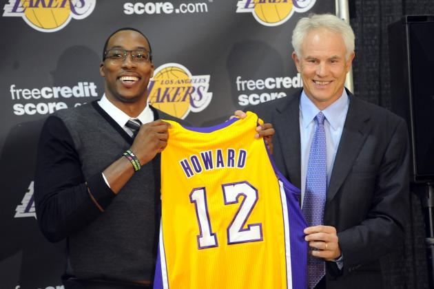Remember When L.A. Lakers GM Mitch Kupchak Was the Smartest Man Alive?