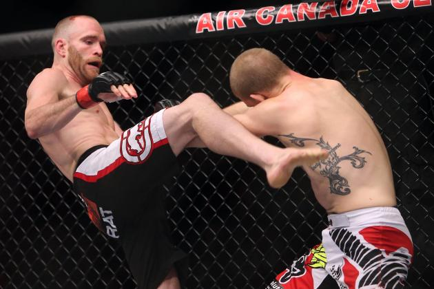 UFC on FOX 6 Results: What We Learned from TJ Grant vs. Matt Wiman