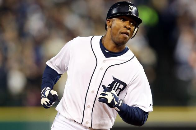 No Predictions, but Tigers' Austin Jackson to Work on Stealing Bases