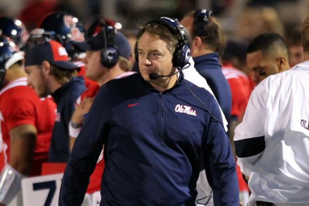 Mississippi Pays $4.35 Million Lump Sum Buyout to Former Coach Houston Nutt