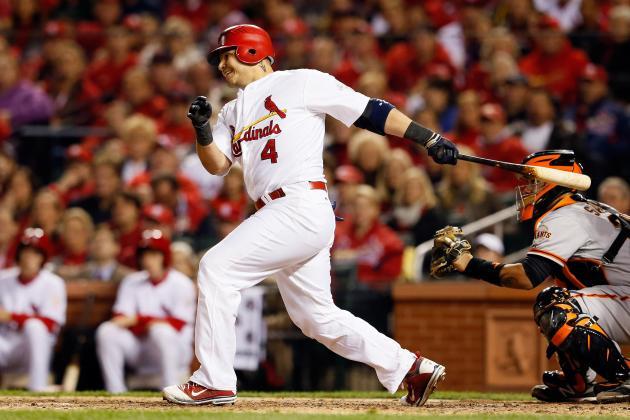 Yadier Molina: Can He Reproduce His Incredible 2012 Season?